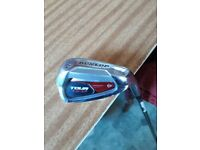 VERY NICE DUNLOP TOUR RED PITCHING WEDGE GOLF CLUB