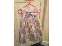 Girls Mayoral Chic dress age 2 years