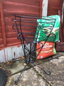 Large Metal Plant Stand
