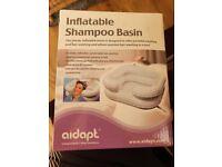 Brand new Inflatable shampoo basin