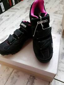 Giro Riela women cycling shoes