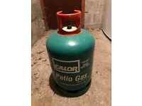 £20 - EMPTY Calor Gas 13 kg Propane Patio Gas bottle / cylinder for BBQ or patio heater.