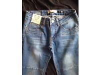 Ladies jeans size 6