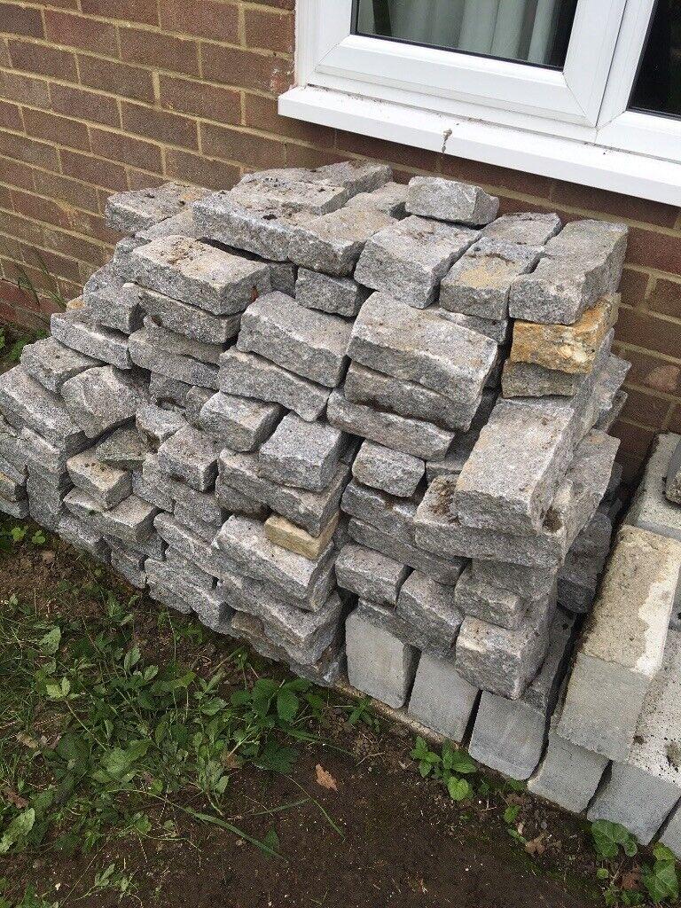 Granite sets & granite curbs | in East Grinstead, West Sussex | Gumtree