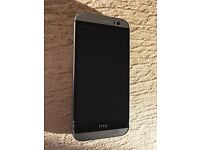 HTC One M8 Unlock to any Network in average condition