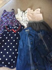 GIRLS DRESSES AGE 9