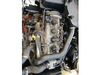 Vauxhall Astra h 1.7 cdti engine