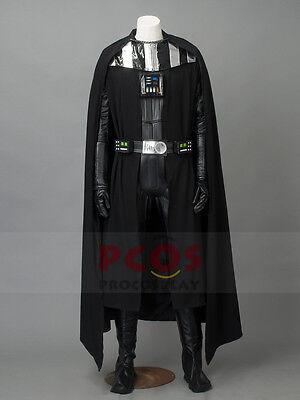 Star Wars Darth Vader Anakin Skywalker Dark Lord Cosplay Costume mp003182
