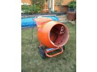 Belle Minimix 150 Electric Cement mixer