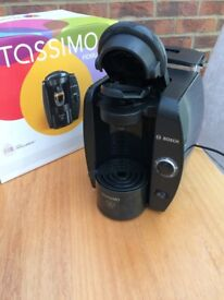 Bosch Tassimo Fidelia T40 Coffee Machine Black TAS4000GB