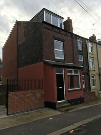 3 Bedroom Terrace House in Leeds LS9 for Rent
