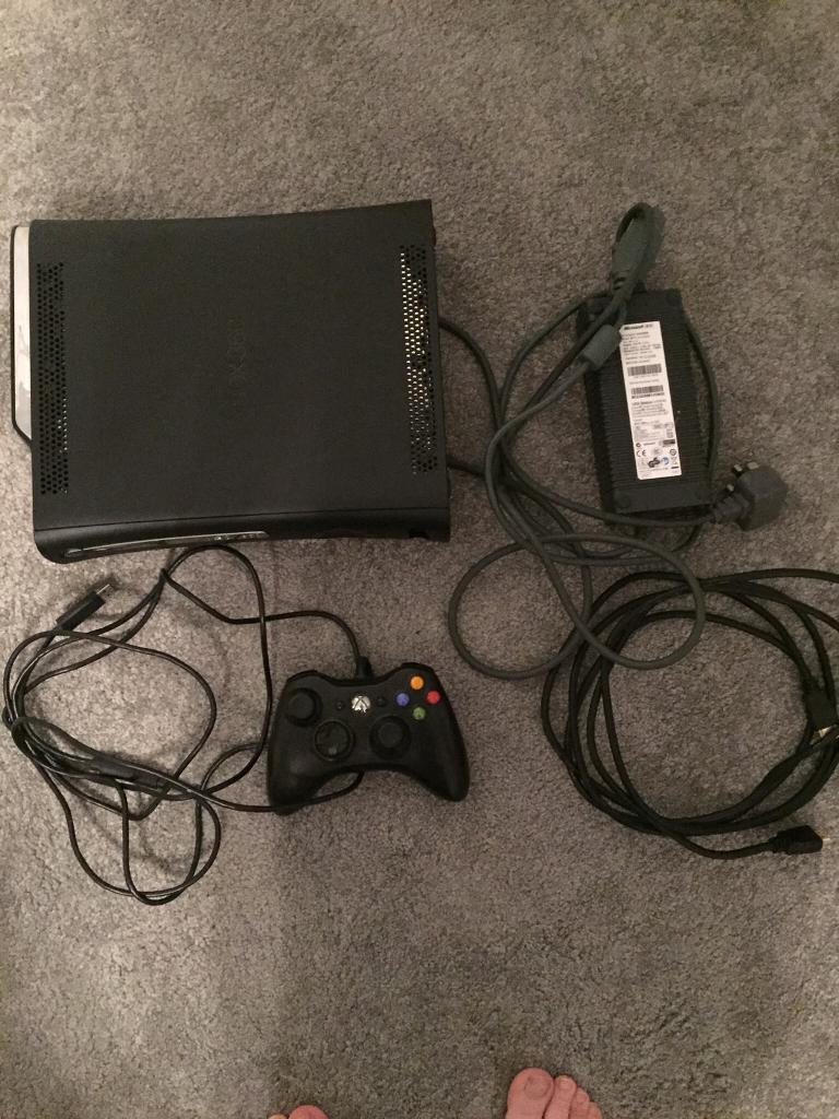 Xbox 360 and Kinect and 16 games
