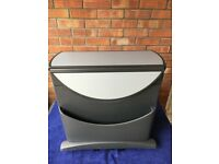 Genuine VW Caravelle Multifunction Rear Table with Cupholders/Storage/Folds Away