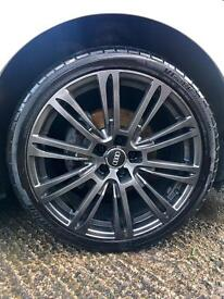 Audi Wheels 20' 9J SWAP