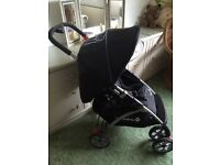 Pram and baby seats all good condition will sell as a lot or individual