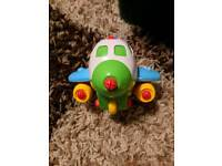 Kids Little Tikes Build Yourself Plane & Sub