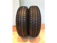 ** BARGAIN** 2 x Brand New Premium F580 Firestone Tyres ( RRP £100 + ) * NEW *