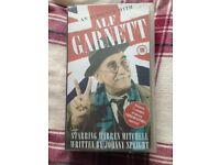 very rare not on DVD Alf Garnett, David Baddiel & Japer Carrott