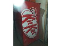 shop size Kitkat chiller cabinet