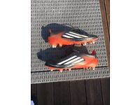 Size 8 rugby boots