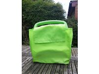 Mothercare travel booster seat with tray