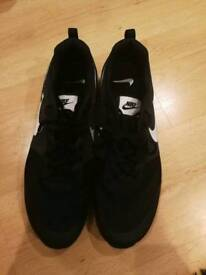 Nike Black Trainers