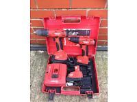 Hilti power drills