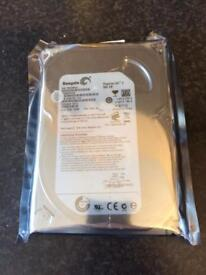 500GB hard drive seagate pipeline HD (Not used new).