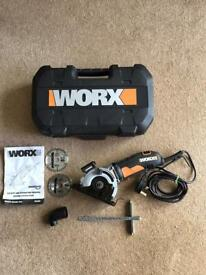 Worx compact circular saw