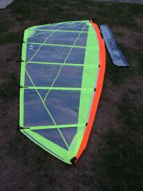 Tushingham windsurfing sail