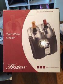 Hostess wine chiller/warmer