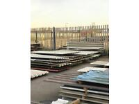 Box Profiled Steel Sheets, 6ft,8ft,10ft,12ft