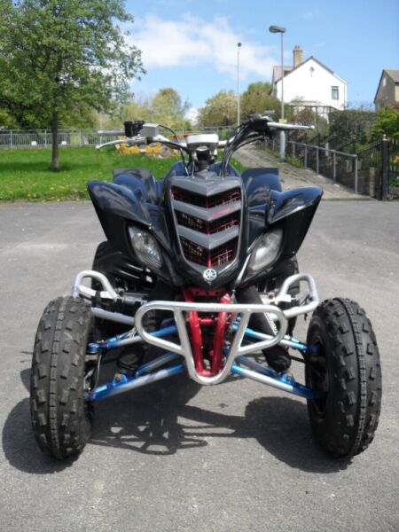 YAMAHA RAPTOR 660 * BREAKING ALL PARTS AVAILABLE **07591409273** for sale  Bradford, West Yorkshire