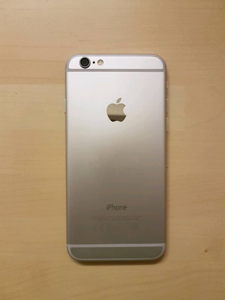 Iphone 6 on O2