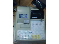 GELLER SX-690 CASH REGISTER till with keys* General Retail * Hospitality