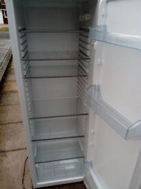 Fridgemaster large upright fridge
