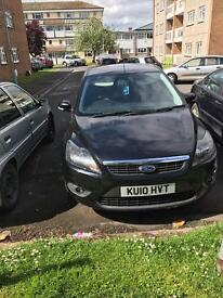 Ford Focus 1.6 tdci low insurance group