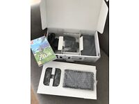 Nintendo Switch Grey with Zelda Breath of the Wild RECEIPT from Amazon NEW condition