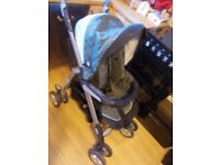 silver cross pushchair spares or repairs