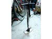 Track bump (bike pump)