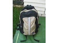 Sport Technical Wear Spacious and Padded Backpack for £8.00