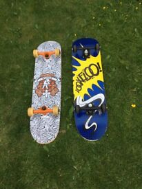 Decathlon Oxelo Skateboards (Nearly New)