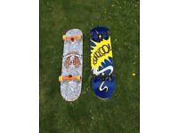 Decathlon Oxelo Skateboards (Nearly New)