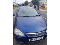 Vauxhaull corsa immaculate little car but has oil let that needs sorting