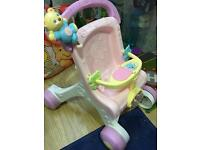 Fisher price my first buggy
