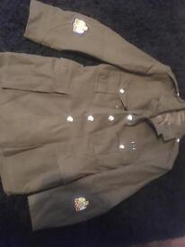 Old British Army jacket