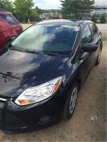 2014 Ford Focus S Low K's !!