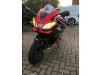 Aprilia rs 4 125cc