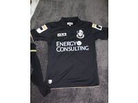 AFC Bournemouth Boys Away shirt & socks
