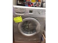 Silver Beko washing machine with warranty £119 delivered